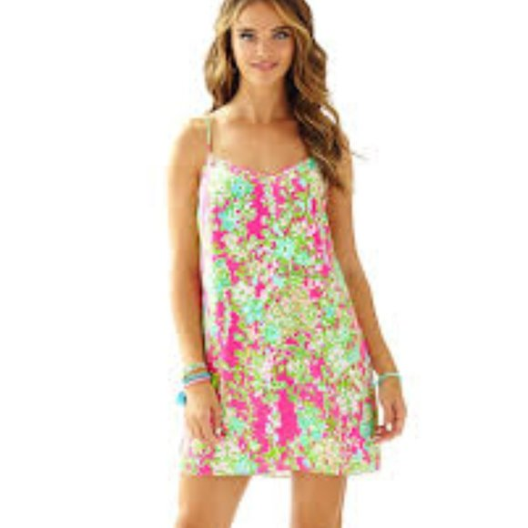 Lilly Pulitzer Dresses & Skirts - Lilly Pulitzer Southern Charm Dusk Dress 20843